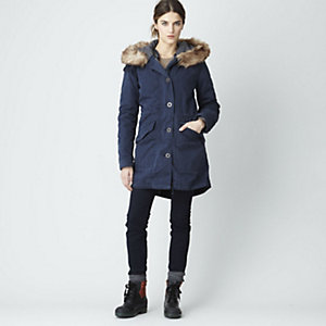 WOMENS MILITARY FISHTAIL PARKA