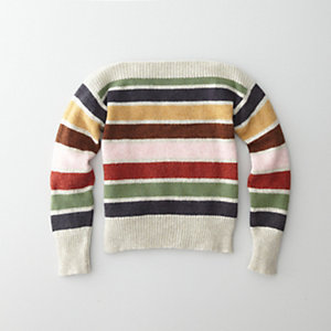 REMNANT STRIPE JUMPER