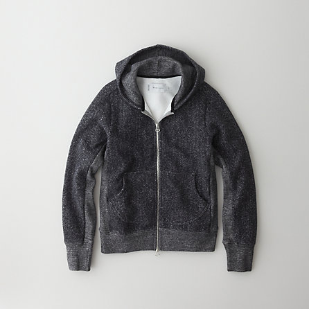 FULL ZIP FRONT HOODY