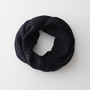 THICK RIB TUBE SCARF