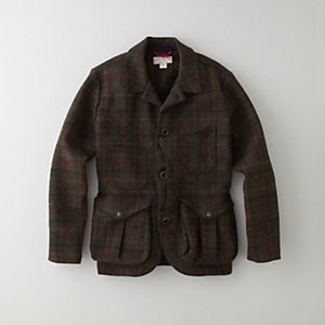 GUIDE WORK JACKET - HARRIS TWEED