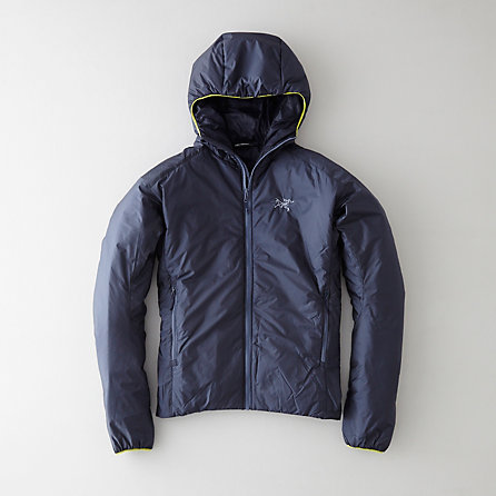 NUCLEI HOODY BELAY JACKET