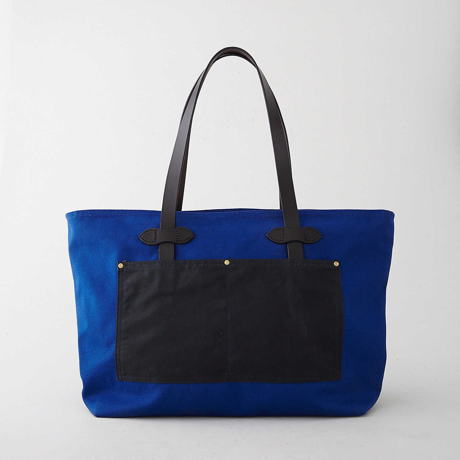 LARGE ZIP TRAVEL TOTE