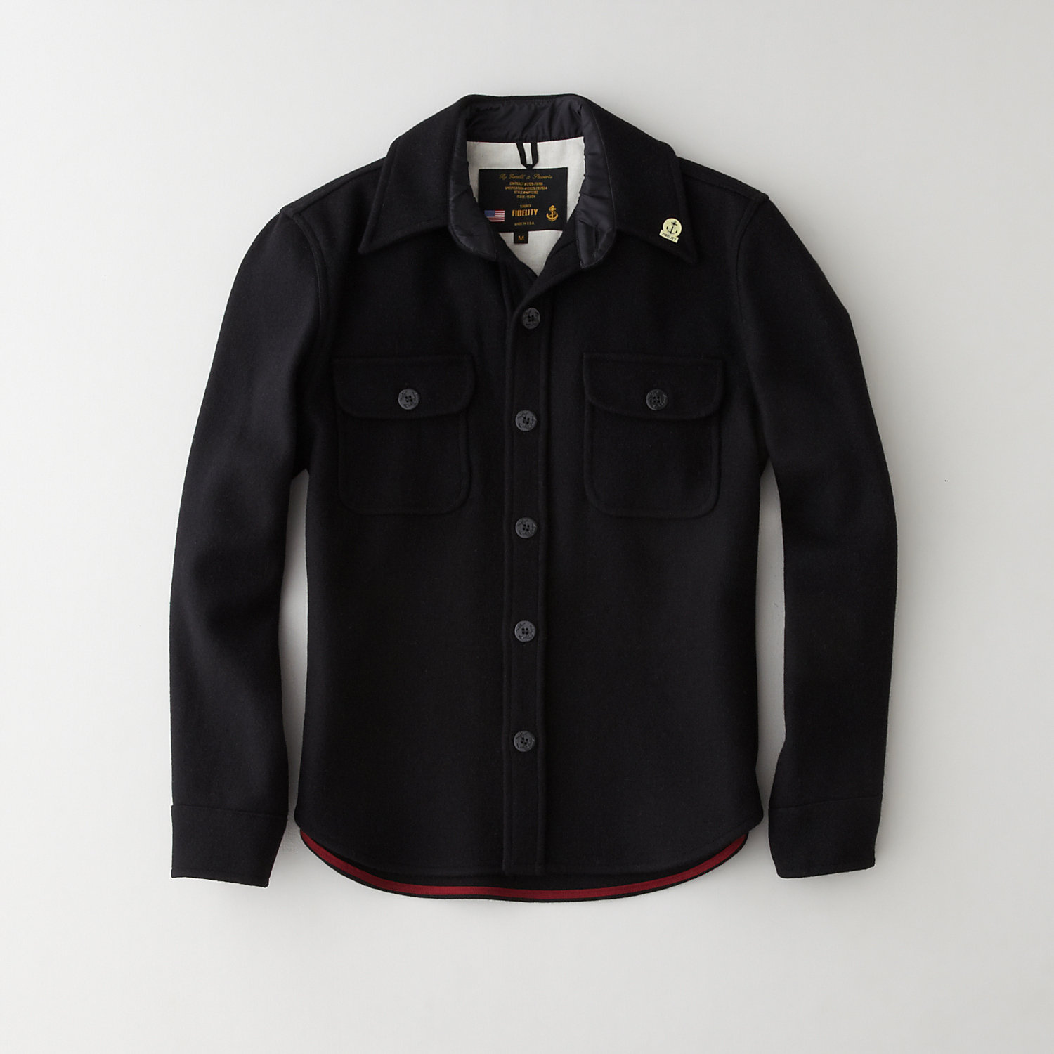 Wool USN CPO Jacket