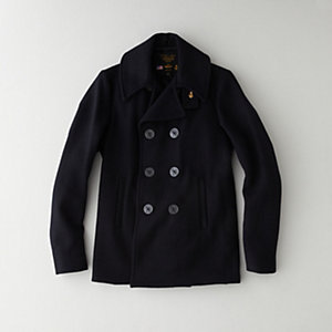 Wool Lined Peacoat