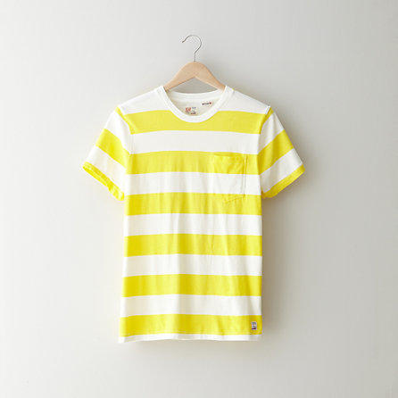 THE MAINLAND STRIPE T-SHIRT