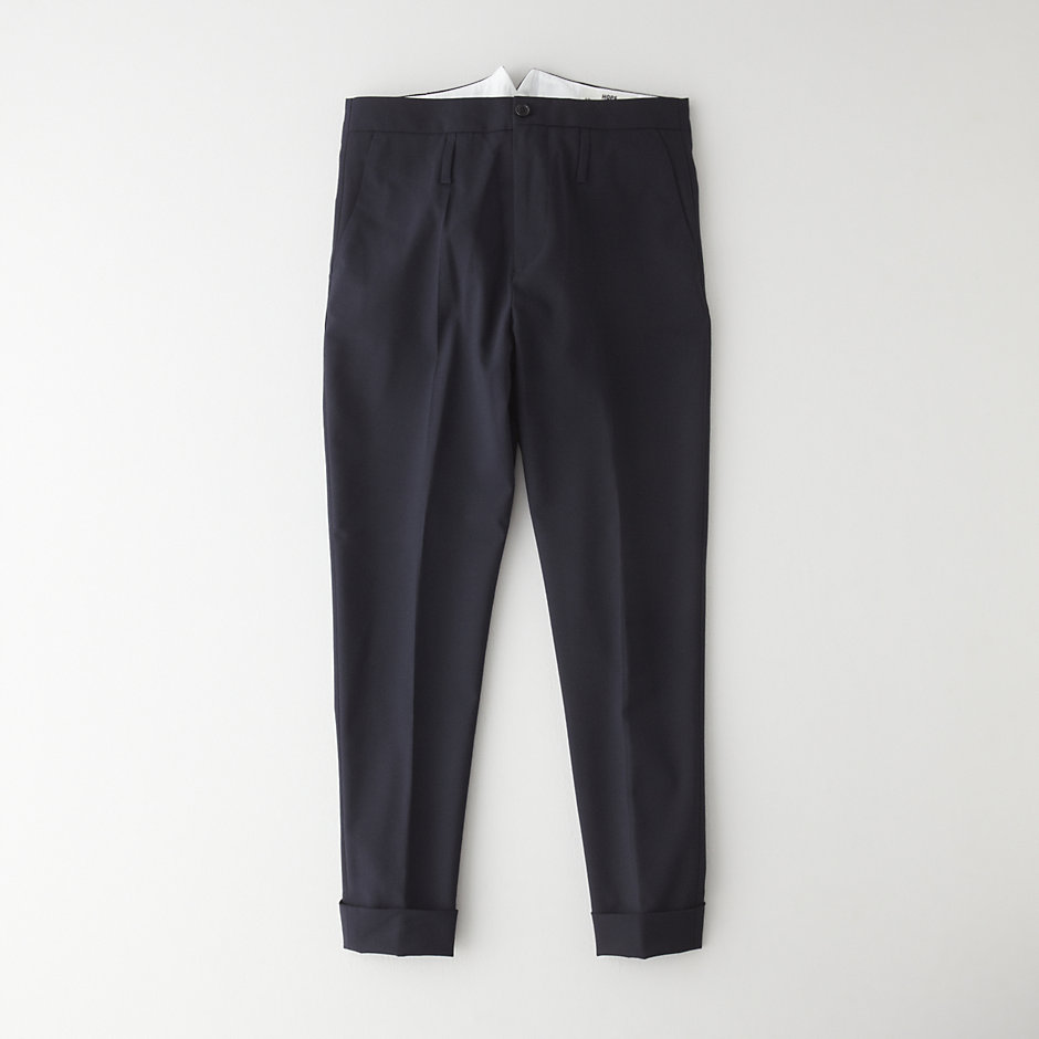 JUDGE TROUSER - DARK BLUE