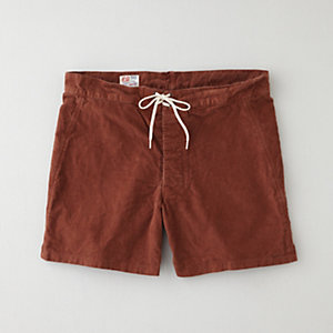 The Corduroy Makaha Drowner Short