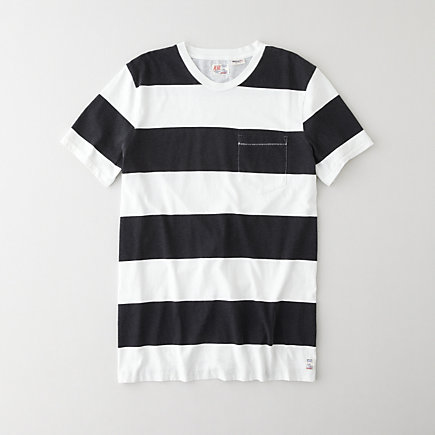 Invitational Stripe T-shirt
