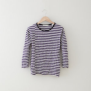 BYRONESSE STRIPED TEE