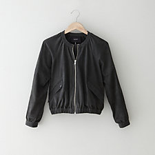 VATELLE SUEDE JACKET