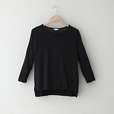 ZOLA COTTON CREWNECK SWEATER