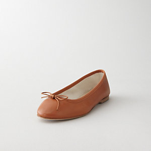 CLASSIC BALLET LEATHER FLAT
