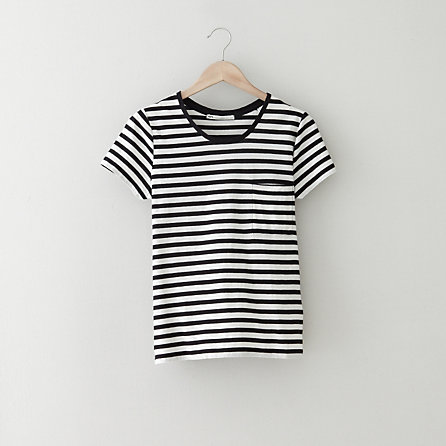 HAS STRIPE TEE