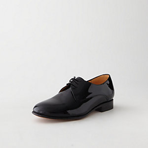PATENT CALI OXFORD LACE UP