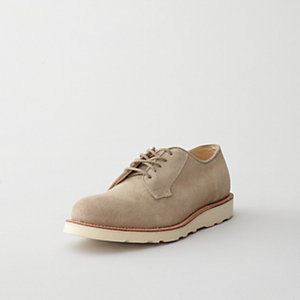 THE HOLDEN COLLEGIATE SUEDE BLUCHER