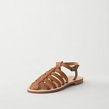 FISHERMAN LEATHER SANDAL