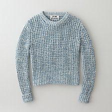 LIA TWIST SWEATER