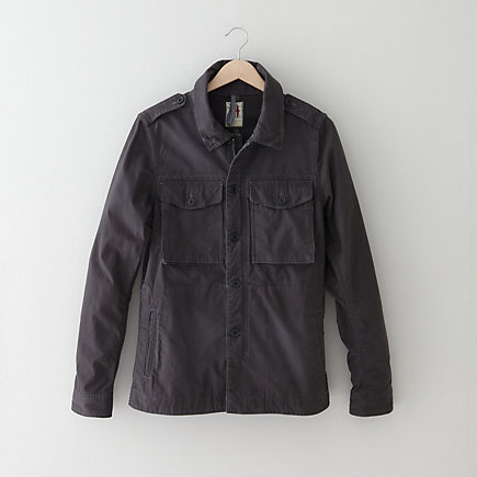 CANVAS FIELD JACKET