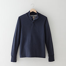 PELOTON THERMAL MOCK SWEATER