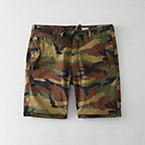 DRAWSTRING FATIGUE SHORT