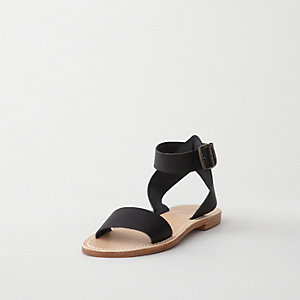 MAGE LEATHER SANDAL
