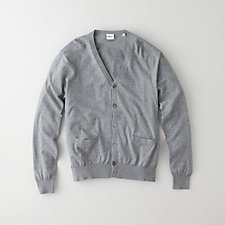 WS BUTTON CARDIGAN