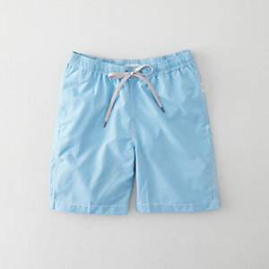 CHARLES SWIM TRUNK GINGHAM