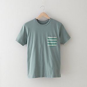 WAVE POCKET T-SHIRT