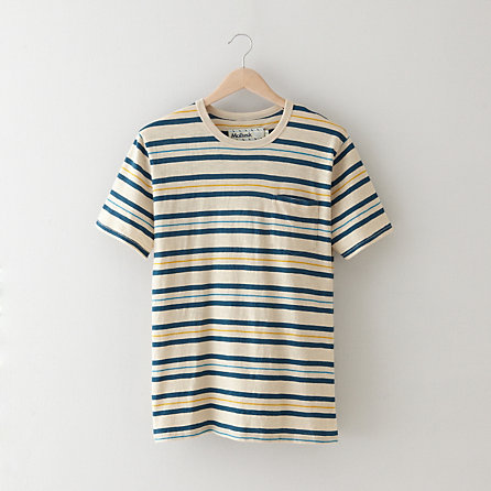 HANG TEN STRIPE T-SHIRT