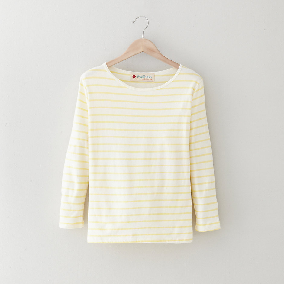 SAILOR STRIPE BOAT TEE