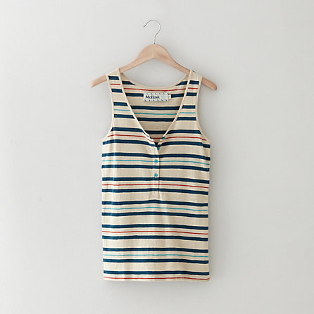 HANG TEN STRIPE TANK