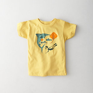 KIDS DIVER DOWN TEE