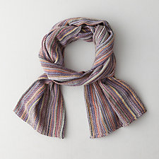 OLD VIRGINIA HERRINGBONE LARGE SCARF