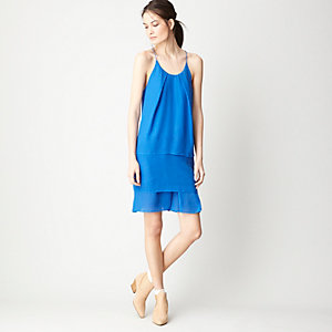SATYA TIERED DRESS