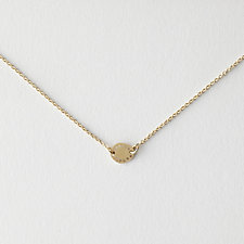 BLACKBIRD SHORT NECKLACE