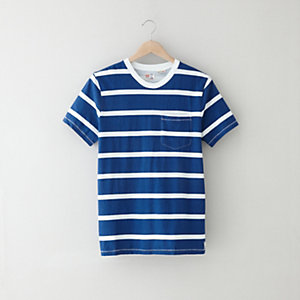 THE WINDWARD STRIPE T-SHIRT