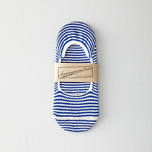 KNUBBED STRIPE LOAFER-IN SOCK