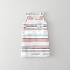 KIDS POCKET TANK DRESS
