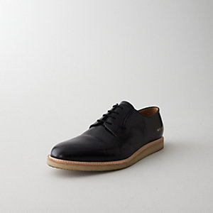 LEATHER DERBY SHINE SHOES