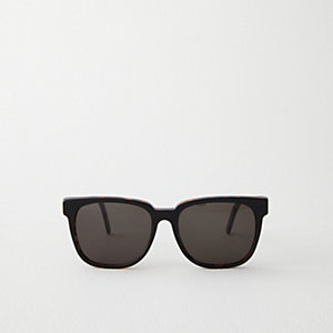 People Dark Havana Sunglasses