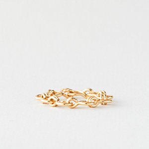 Double Link Chain Ring