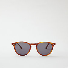 MAYHEW SUNGLASSES - RED HAVANA