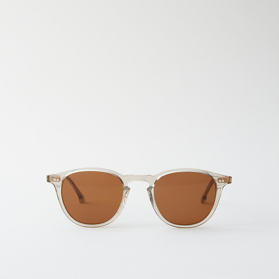 GREY CRYSTAL MAYHEW SUNGLASSES