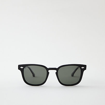 BLACK MONROE SUNGLASSES