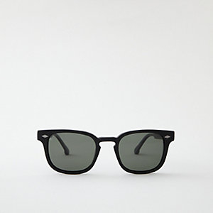 MONROE SUNGLASSES - MATTE BLACK