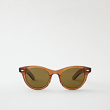 THAYER SUNGLASSES - BURNT SIENNA