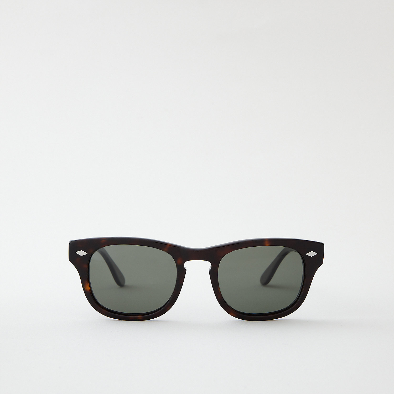 THORPE SUNGLASSES - DARK TORTOISE