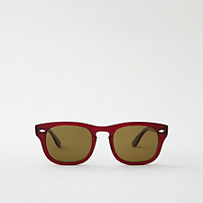 THORPE SUNGLASSES - RED CRYSTAL