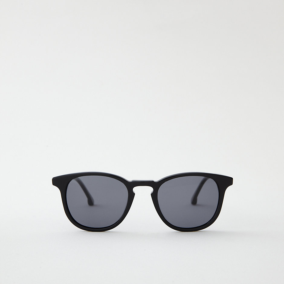 BLACK WILLARD SUNGLASSES